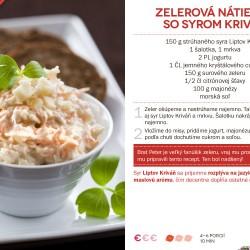 Recipes in the Liptov food guide