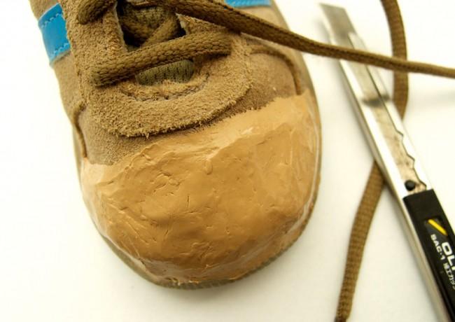 Silikon topánka