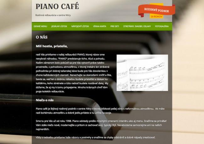 Piano Café