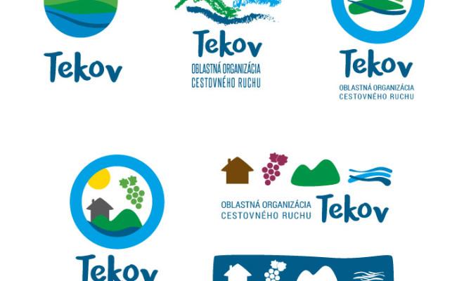 OOCR Tekov logo navrhy